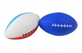Мяч PU регби 15x10см TX31500. 31501-R