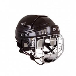 Шлем игрока хоккейный с маской RGX черный