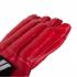 Шингарды Е040 (иск. кожа)красные