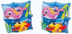 Нарукавники детские Дельфины, 19x19см 59650