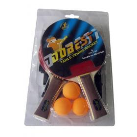 Набор для н/тенниса DOBEST BR181 зв.