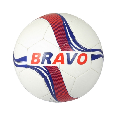 Мяч футбольный Petra FB-1526 Red Sz5