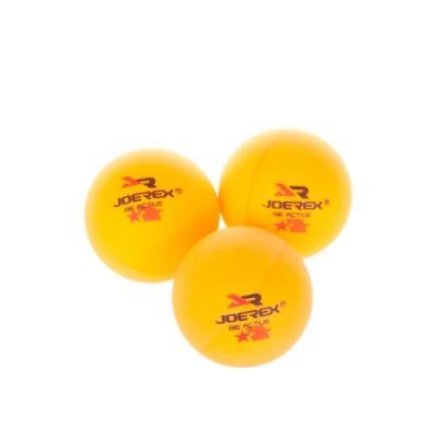 Мяч н/теннис Joerex 5473 (упак/72шт)