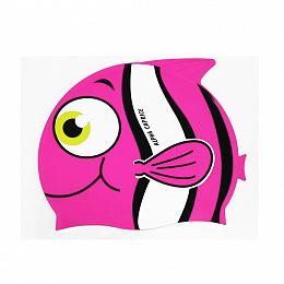 Шапочка для плавания Fish cap