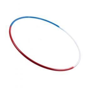 Обруч гимнастический радуга D=900 мм. 900 гр.
