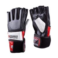 ММА перчатки RBG-114 Буйволиная кожа 100%