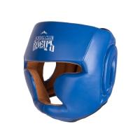 Шлем боксерский BHG-21 Синий.