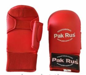 Перчатки для каратэ PR-09-002 красные