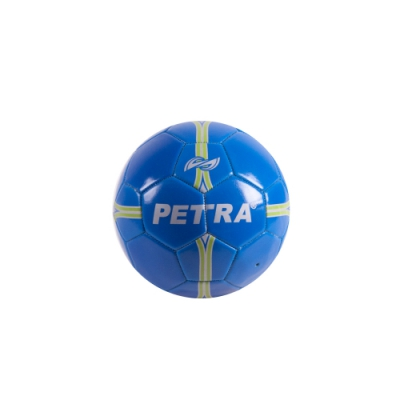 Мяч футбольный Petra FB-2 Blue Sz2