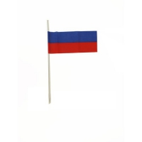 """Флаг """"Россия"""" 22х15 см"""