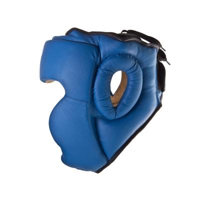 Шлем боксерский RHG-140 PL синий