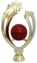 Фигурка пластиковая баскетбол - 5.