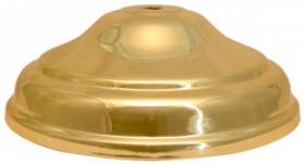 Крышки для кубков (золото, гладкие)