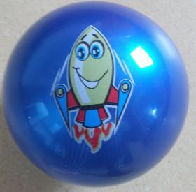 Мяч резиновый Great G-1 d15см