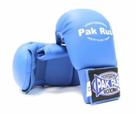 Перчатки для каратэ PR-09-005 синие