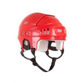 Шлем игрока хоккейный RGX красный