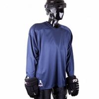 Джемпер хоккейный тренировочный HS-07 navy Junior