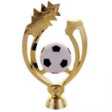 Фигурка пластиковая футбол -16.