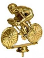 Фигурка пластиковая велоспорт- 1.