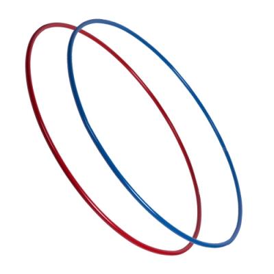Обруч гимнастический Al крашеный D=900 мм. 360 гр.