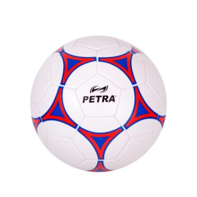 Мяч футбольный Petra FB-1605 Red/Blue Sz5