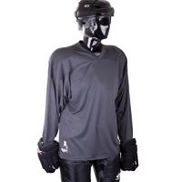 Джемпер хоккейный, тренировочный HS-06 black Junior