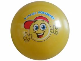 Мяч резиновый Great G-1 d23см