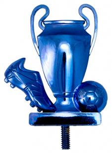 Фигурка пластиковая футбол -3.