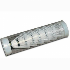 Воланы для бадминтона RJ2073 (упак/6шт) пластик