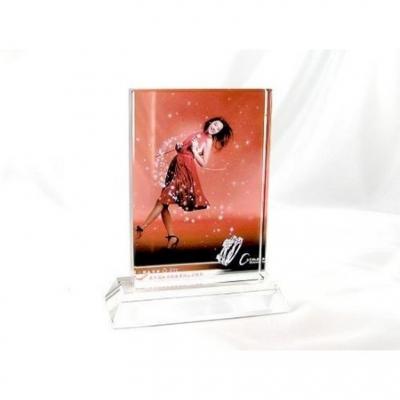 Фотокристалл с вертикальной Т-формой 90х130x20 мм.