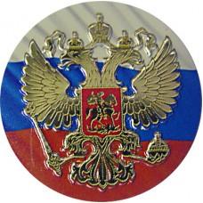Эмблема для медалей D1 РФ (орел).