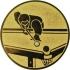 Эмблема для медалей алюминиевая А98 Бильярд.