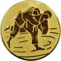 Эмблема для медалей самоклеющаяся  Дзюдо.
