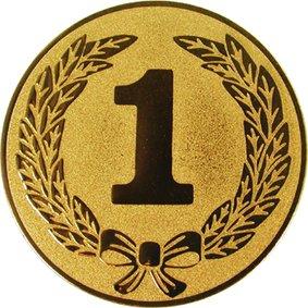 Эмблема для медалей самоклеющаяся  Первое место.