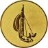 Эмблема для медалей алюминиевая А16 Парусный спорт.