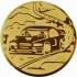 Эмблема для медалей алюминиевая А111 Автоспорт.