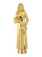 Фигурка пластиковая королева красоты - 1.